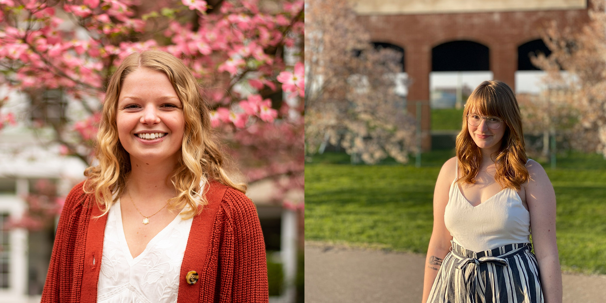 Report for America selects two soon-to-be OHIO grads