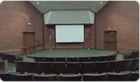 3-D Bowman Auditorium